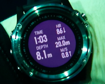 Descent Mk1 – GARMIN – Blog, Freediving & Coaching – Timo